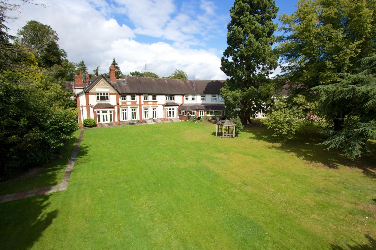 The Cedars Nursing Home Shropshire