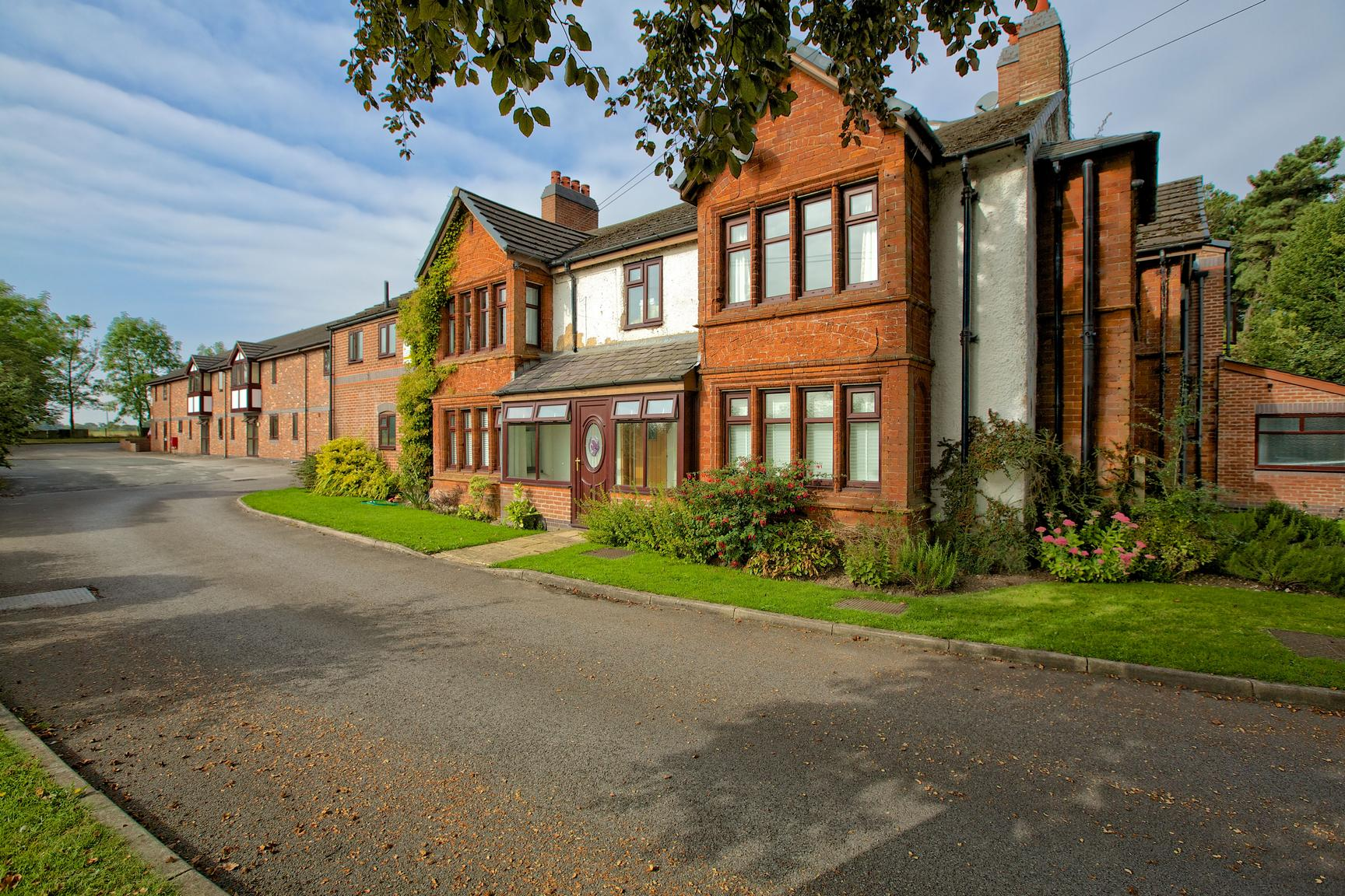 Bucklow Manor Nursing Home Cheshire Springcare Ltd