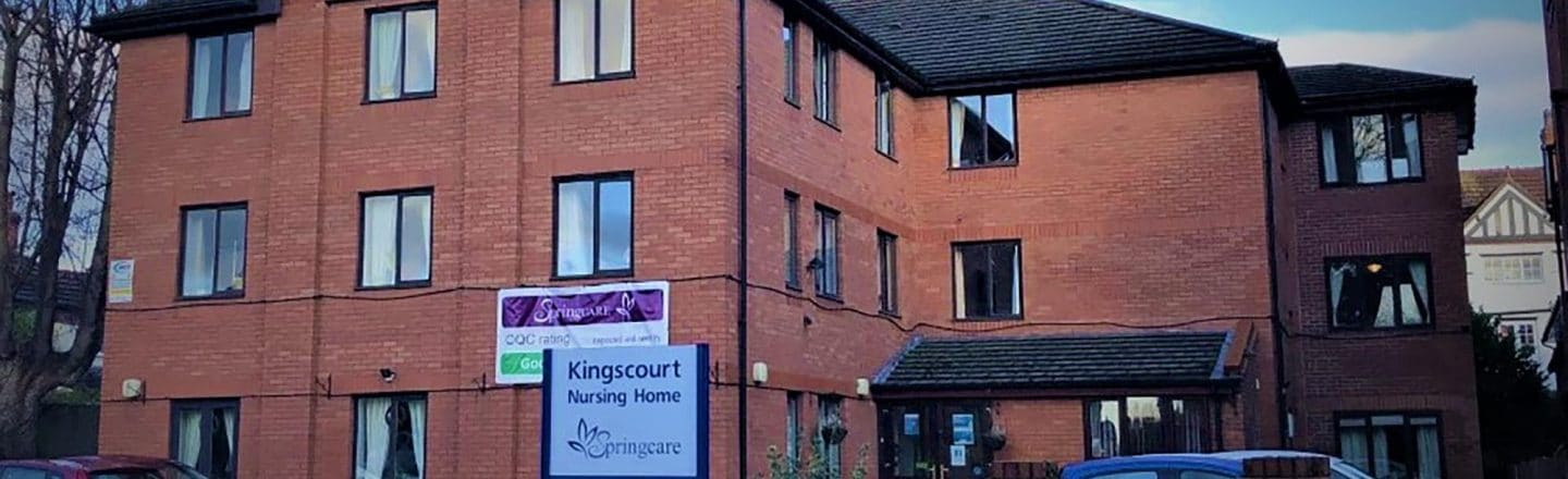 Kingscourt Nursing Home