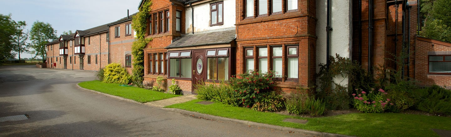 Bucklow Manor Care Home Cheshire Springcare Ltd