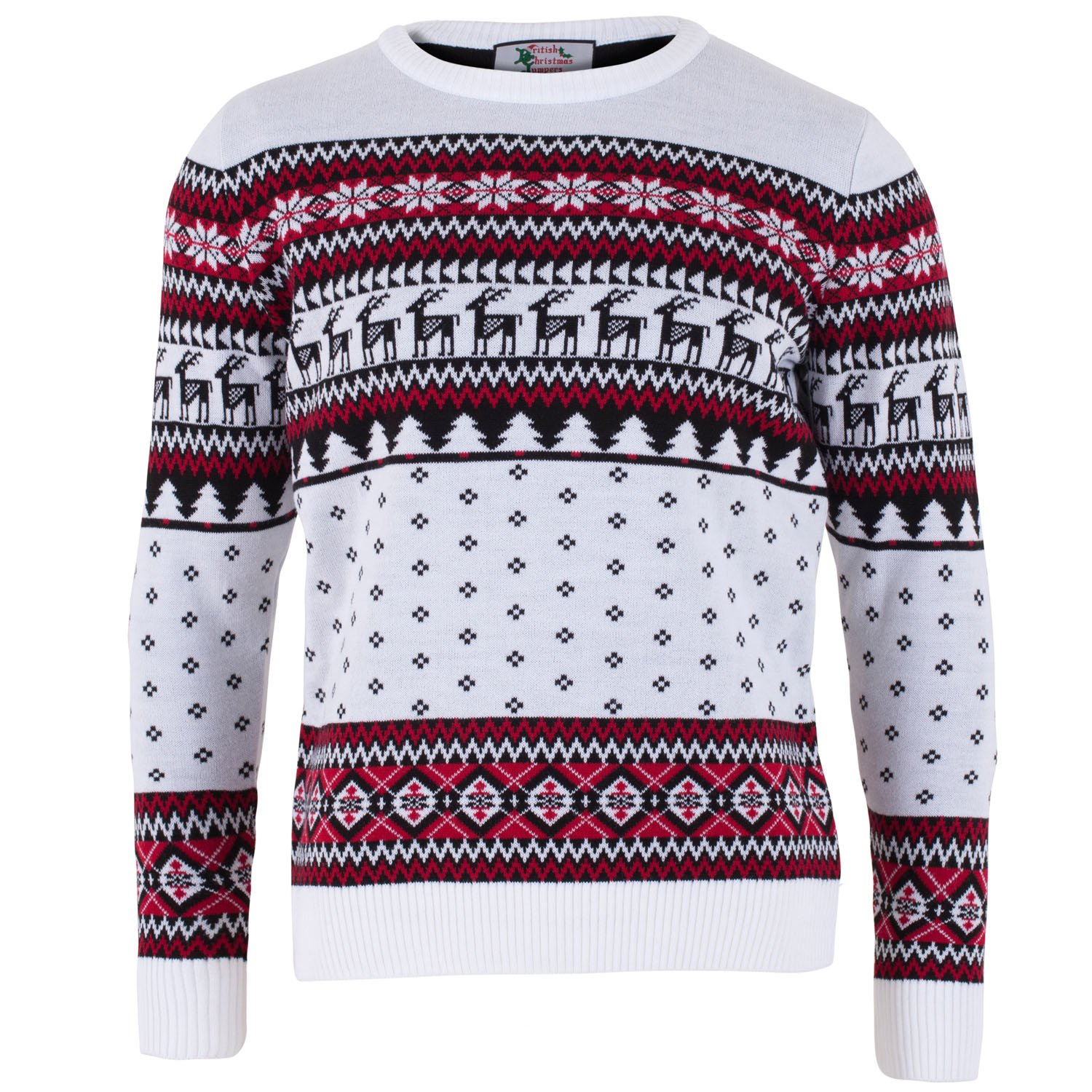 Christmas Jumper Day at Oxton Grange - Springcare Care Homes